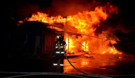【介護 困った】乾燥しているこの時期、火災が多く発生しています 気を付けたいけど…